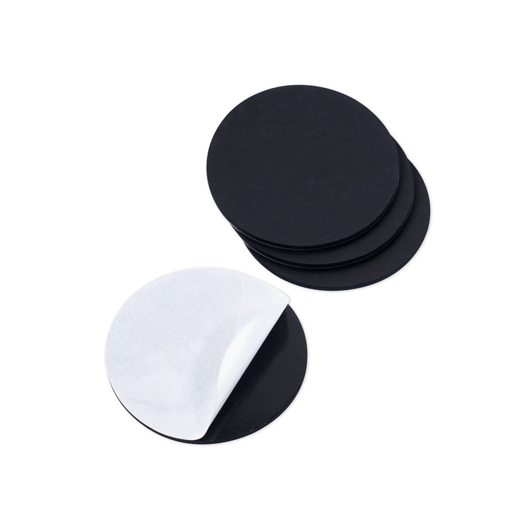 Rubber Magnets(φ44.43 × 2mm) for 50mm Octagon Badges 50pc