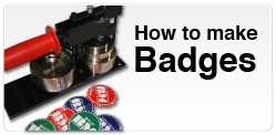 How to make badges
