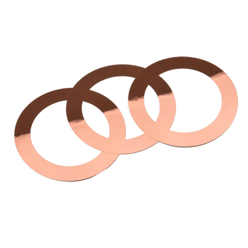44mm Decorative Rings - Copper 100pcs